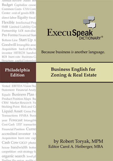 Business English for Zoning and Real Estate (PHL)