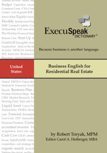 Business English for Residential Real Estate (USA)