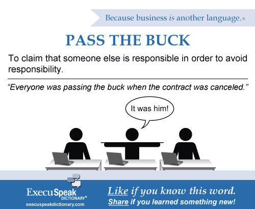 Pass-the-Buck