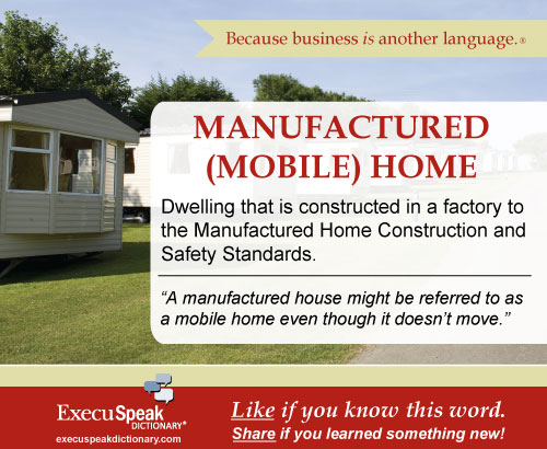 Manufactured-(Mobile)-Home