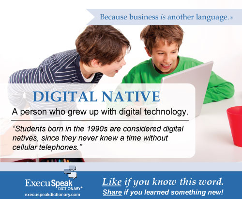 Digital-Native